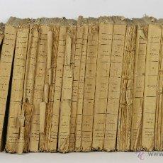 Libros antiguos: 7254 - OBRES COMPLETES DE J. VERDAGUER. 22 VOLUM.(VER DESCRIP). EDI. I. CATALANA. S/F.. Lote 54739736