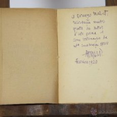 Libros antiguos: LP-128 - CRISTAL. FRANCISCO MANUEL DE MELLO. EDIT. VALENTIN DE CARAVALHO. 1918.. Lote 49894042