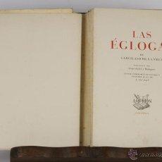 Livres anciens: 6379- LAS EGLOGAS. GARCILASO DE LA VEGA. EDIT. AMPHION. SIN FECHA.. Lote 49555440