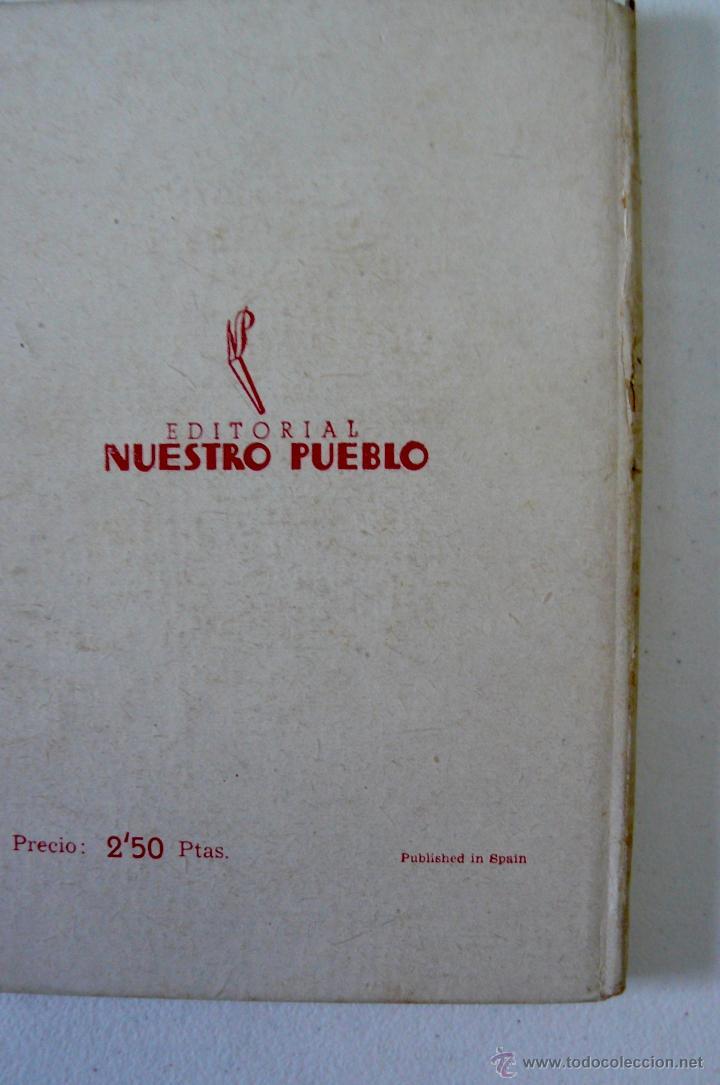 Libros antiguos: FEDERICO GARCIA LORCA ROMANCERO GITANO NUESTRO PUEBLO 1938 - Foto 2 - 54881378