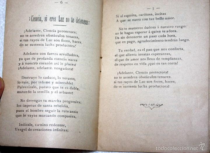Libros antiguos: POESÍAS GOTAS BALSÁMICAS. PRIMERA EDICIÓN M. TIGERAS RAMÍREZ - Foto 2 - 56226108