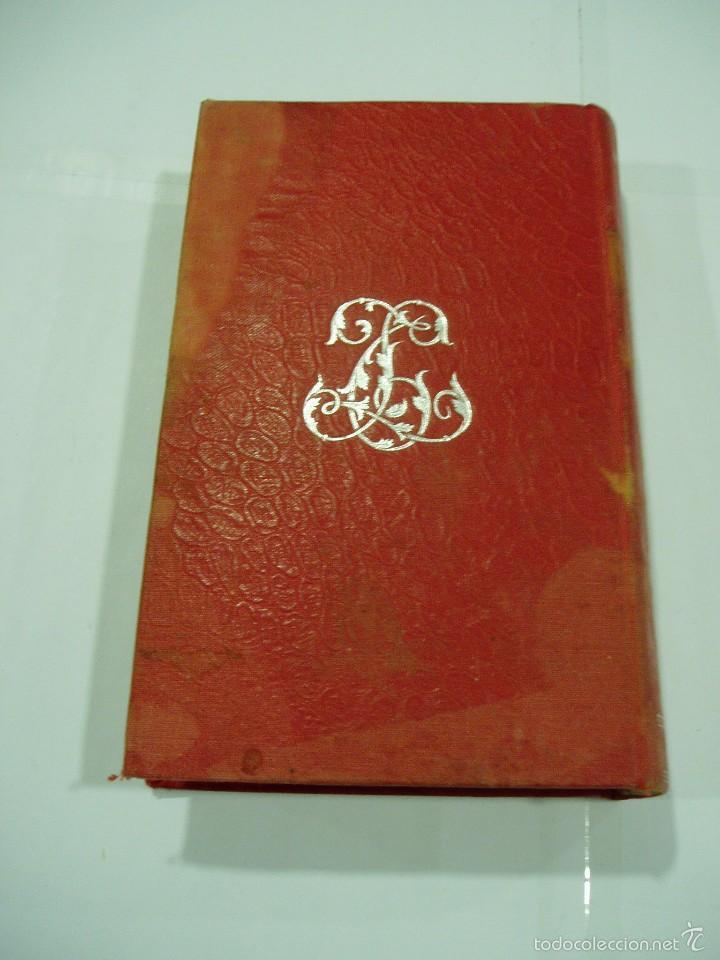 Libros antiguos: POESIAS COMPLETAS DE CAMPOAMOR.TOMOI 1900 - Foto 3 - 56723126
