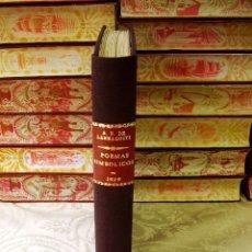 Libri antichi: POEMAS SIMBÓLICOS . AUTOR : LARRAGOITI, A.S. DE . Lote 56825767