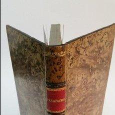 Libros antiguos: 1887 - CARLOS PEÑARANDA - ODAS, POESÍAS VARIAS. Lote 56924137
