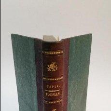 Libros antiguos: 1832 - EUGENIO DE TAPIA - POESÍAS. Lote 56924484