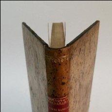 Libros antiguos: 1889 - RICARDO SÁNCHEZ MADRIGAL - ROMANCERO DE DON ÁLVARO DE BAZÁN. Lote 56924023