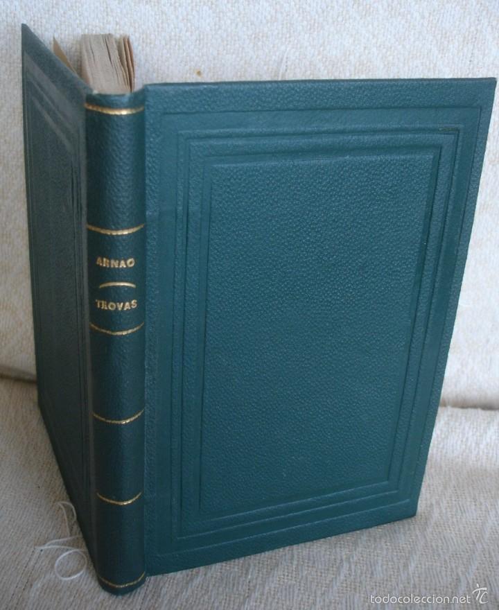 TROVAS CASTELLANAS DE ANTONIO ARNAO. SIGLO XIX (Libros antiguos (hasta 1936), raros y curiosos - Literatura - Poesía)