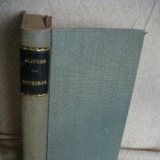 Libros antiguos: ALCOVER, JUAN: METEOROS. POEMAS, APÓLOGOS, Y CUENTOS. Lote 57120839