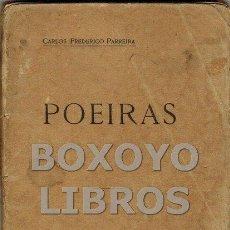 Livres anciens: PARREIRA, CARLOS FREDERICO. POEIRAS. Lote 57169219