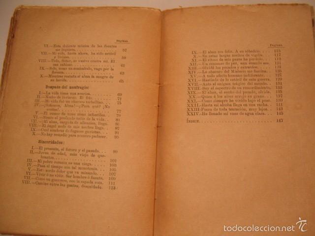 Libros antiguos: FRANCISCO VILLAESPESA. El Libro de Job. RM75117. - Foto 6 - 57399432