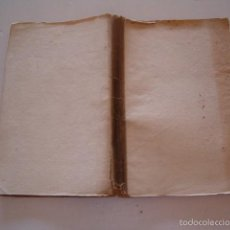 Libros antiguos: J. BARCIA CABALLERO. RIMAS. RM75134. . Lote 57399845