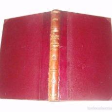 """Libros antiguos: TOMÁS MOORE. EL VELADO PROFETA DEL KOROSSAN. PRIMERA LEYENDA DEL POEMA """"LALLA ROOKH"""". RM75153. . Lote 57493955"""