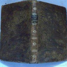 Libros antiguos: POESIAS DE DON MANUEL BRETON DE LOS HERREROS MADRID 1831 PRIMERA EDICIÓN. Lote 57514651