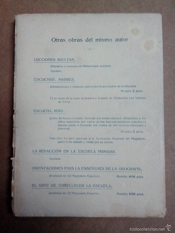 Libros antiguos: LECTURAS SELECTAS POR JOSE Mº AZPEURRUTIA AÑO 1930 - Foto 7 - 57526041