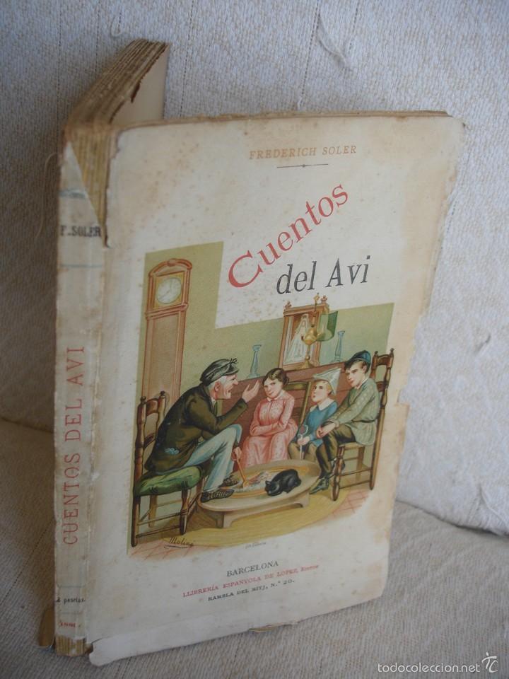 CUENTOS DEL AVI SERAFÍ PITARRA (Libros antiguos (hasta 1936), raros y curiosos - Literatura - Poesía)