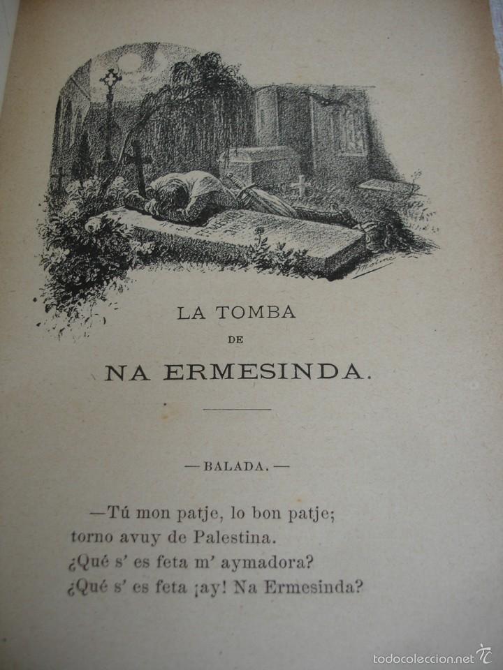 Libros antiguos: Cuentos del Avi Serafí Pitarra - Foto 4 - 57775664