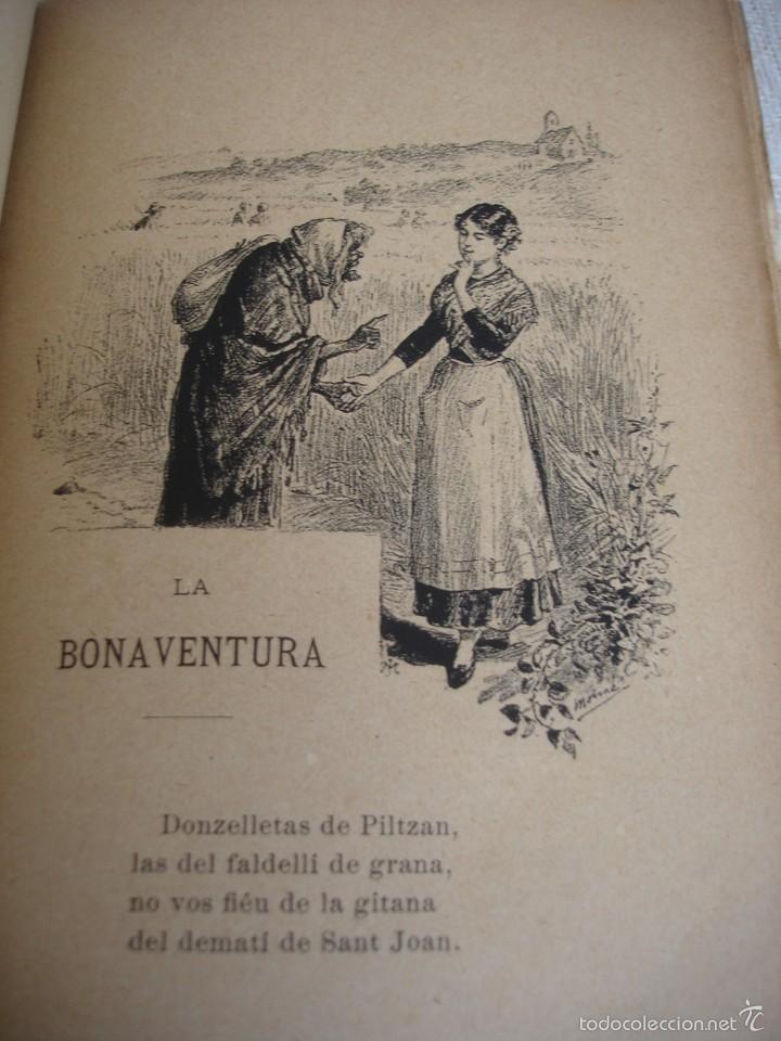 Libros antiguos: Cuentos del Avi Serafí Pitarra - Foto 5 - 57775664