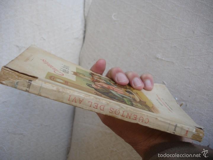 Libros antiguos: Cuentos del Avi Serafí Pitarra - Foto 7 - 57775664