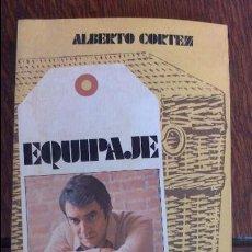 Libros antiguos: ALBERTO CORTEZ POESIA. Lote 57676041