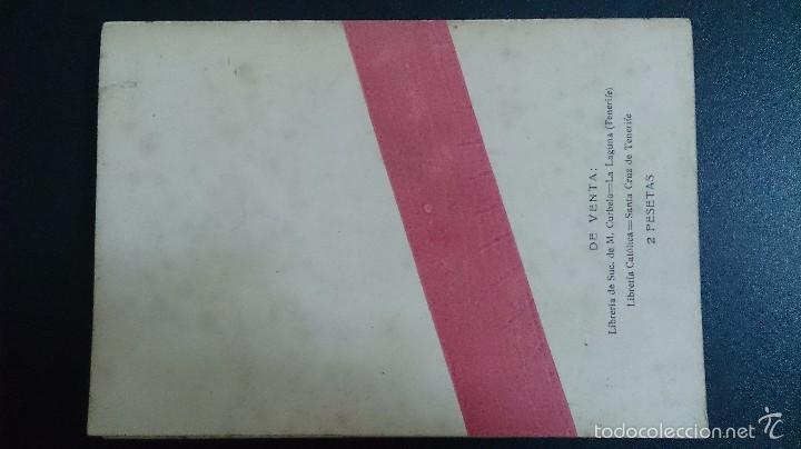 Libros antiguos: NUEVAS POESIAS - RAMON DE ASCANIO Y LEON - 1929 - CANARIAS - Foto 2 - 58581745