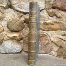Libros antiguos: CAMPOAMOR: LOS PEQUEÑOS POEMAS, LIBRERIA DE V. SUAREZ 1874. Lote 58583407