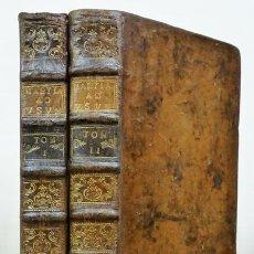 Libros antiguos: EPIGRAMAS DE MARCO VALERIO MARCIAL. VENECIA, 1739. 2 TOMOS. LATÍN.. Lote 58583605