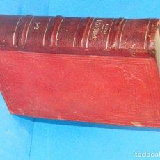 Libros antiguos: ENEIDA.- PUBLIO VIRGILIO MARON.(2 TOMOS EN UN VOLUMEN. OBRA COMPLETA). Lote 62733004