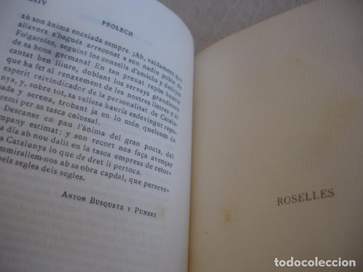 Libros antiguos: Jacinto verdaguer: la mellor corona - Foto 3 - 65771894