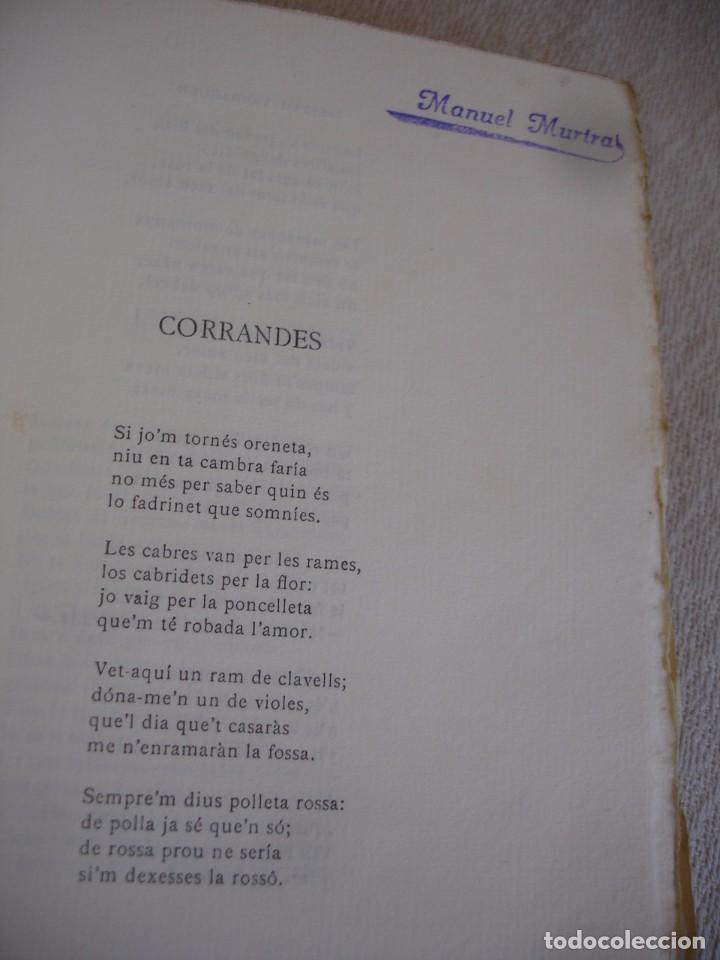 Libros antiguos: Jacinto verdaguer: la mellor corona - Foto 4 - 65771894