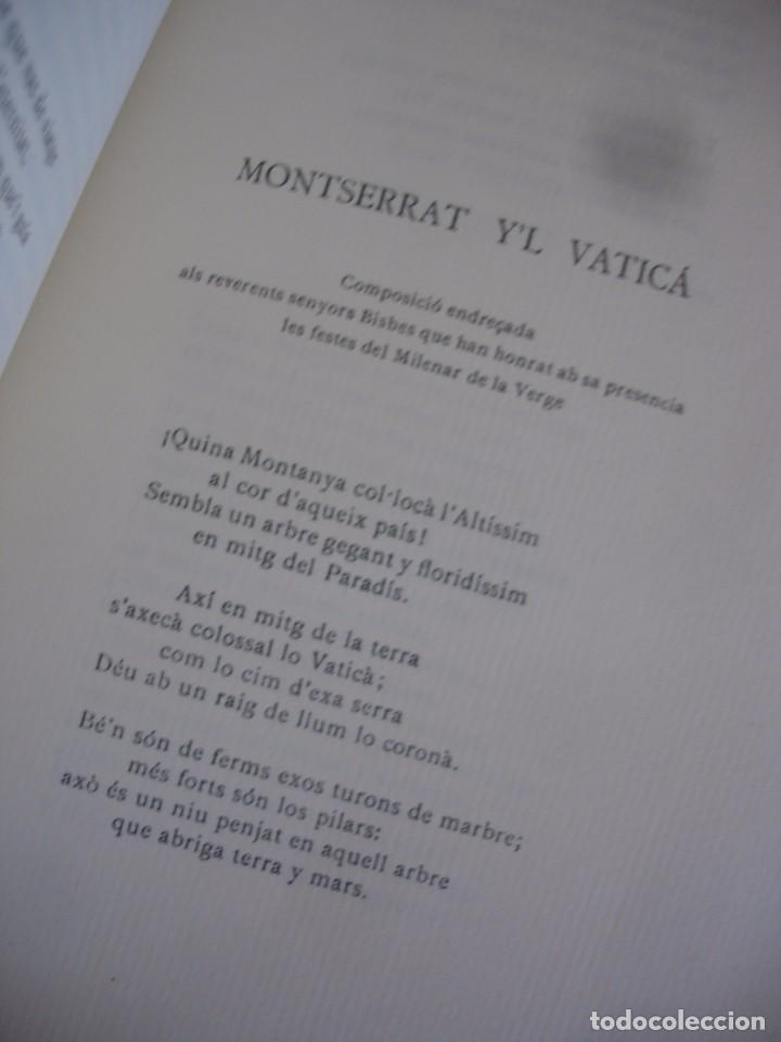 Libros antiguos: Jacinto verdaguer: la mellor corona - Foto 6 - 65771894