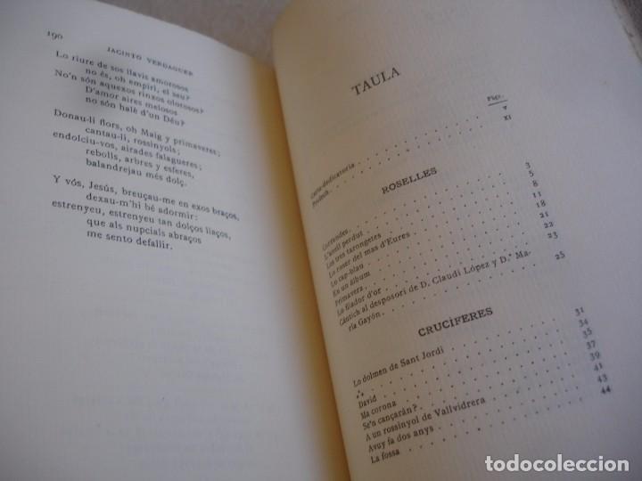 Libros antiguos: Jacinto verdaguer: la mellor corona - Foto 8 - 65771894