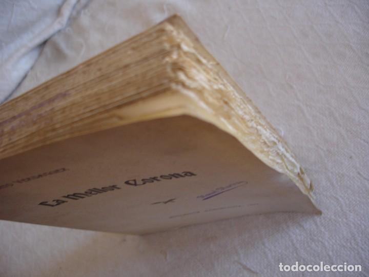 Libros antiguos: Jacinto verdaguer: la mellor corona - Foto 11 - 65771894