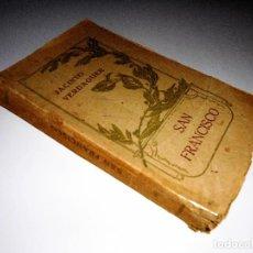 Libros antiguos: SAN FRANCISCO. JACINTO VERDAGUER (BILINGUE) AÑO 1909 (CATALÁN Y CASTELLANO). Lote 67584829