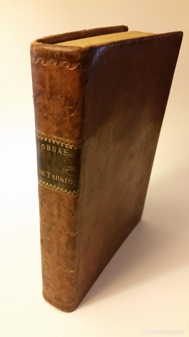 1634 - JUAN DE TARSIS, CONDE DE VILLAMEDIANA - OBRAS (Libros antiguos (hasta 1936), raros y curiosos - Literatura - Poesía)