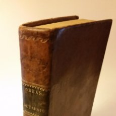 Libros antiguos: 1634 - JUAN DE TARSIS, CONDE DE VILLAMEDIANA - OBRAS. Lote 67971393