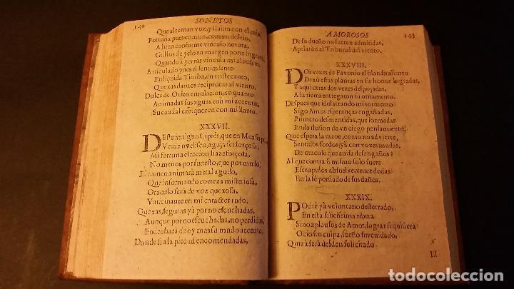 Libros antiguos: 1634 - JUAN DE TARSIS, CONDE DE VILLAMEDIANA - OBRAS - Foto 6 - 67971393