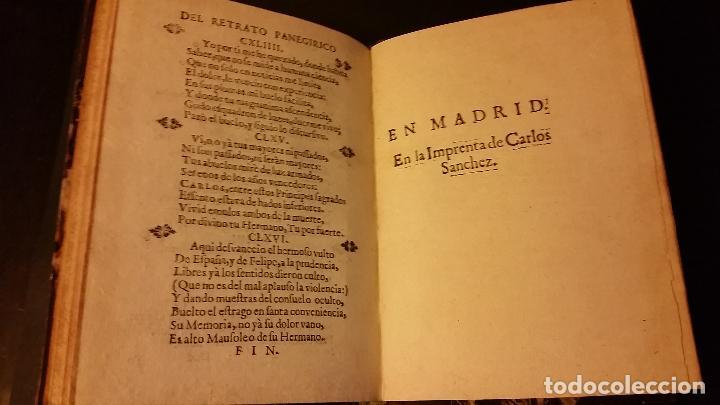 Libros antiguos: 1637 - GABRIEL BOCÁNGEL - LIRA DE LAS MUSAS, DE HUMANAS Y DIVINAS VOZES, JUNTO CON LAS DEMAS OBRAS - Foto 14 - 67971673