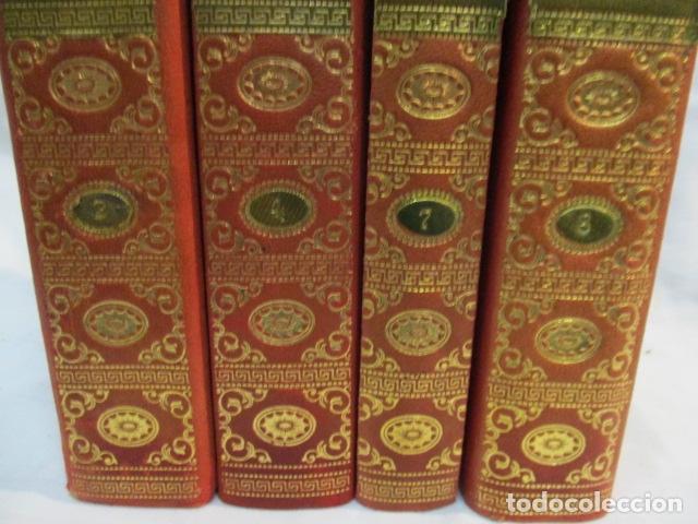 Libros antiguos: Goethes Vaerker ved P. A. Rosemberg - (en Danés - ver fotos) 4 volumenes - Foto 3 - 67993137