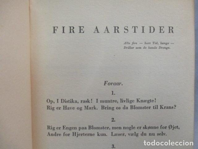Libros antiguos: Goethes Vaerker ved P. A. Rosemberg - (en Danés - ver fotos) 4 volumenes - Foto 6 - 67993137