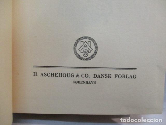 Libros antiguos: Goethes Vaerker ved P. A. Rosemberg - (en Danés - ver fotos) 4 volumenes - Foto 16 - 67993137
