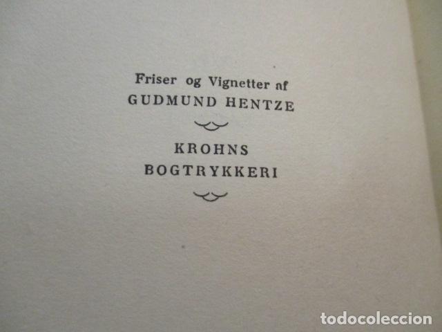 Libros antiguos: Goethes Vaerker ved P. A. Rosemberg - (en Danés - ver fotos) 4 volumenes - Foto 17 - 67993137
