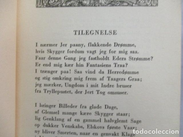 Libros antiguos: Goethes Vaerker ved P. A. Rosemberg - (en Danés - ver fotos) 4 volumenes - Foto 18 - 67993137