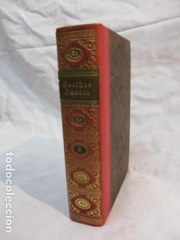 Libros antiguos: Goethes Vaerker ved P. A. Rosemberg - (en Danés - ver fotos) 4 volumenes - Foto 20 - 67993137