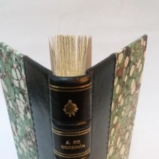 Libros antiguos: 1929 - ANTONIO DE OBREGÓN - EL CAMPO. LA CIUDAD. EL CIELO - PRIMERA ED.. Lote 68487185