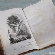 Libros antiguos: LA INOCENCIA PERDIDA - POEMA EN DOS CANTOS - FÉLIX JOSEF REYNOSO - MADRID 1804. Lote 71481971