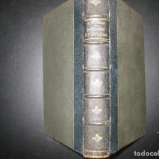 Libros antiguos: JEAN MOREAS. POEMES ET SYLVES 1886-1996. PARIS SOCIETE DU MERCURE DE FRANCE 1907. 1ª ED.. Lote 72952347