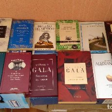 Libros antiguos: LOTE16 LIBROS DE POESIA Y FILOSOFIA. Lote 74350219