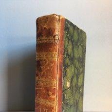 Libros antiguos: EL PARAÍSO PERDIDO- J. MILTON- IBARRA 1814. Lote 76871795