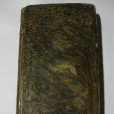 Libros antiguos: OBRAS LITERARIAS TOMO PRIMERO - FRANCISCO MARTÍNEZ DE LA ROSA - PARÍS IMPRENTA JULIO DIDOT - 1834. Lote 79575973