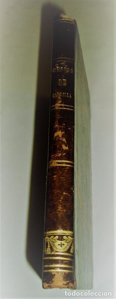 POESIAS DE DON JOSÉ ZORRILLA 1838 TOMOI (Libros antiguos (hasta 1936), raros y curiosos - Literatura - Poesía)